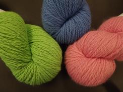 Photo of Alpaca Yarn 3-Ply Bulky Dyed