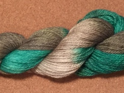 "Photo of ""Rain Forest"" Yarn"