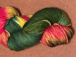 "Photo of ""Circus Clown"" Yarn"