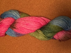 "Photo of ""Cotton Candy"" Yarn"