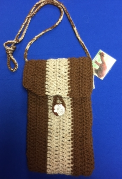 Photo of Handcrafted Alpaca Purse