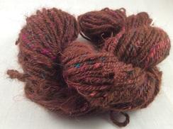 Photo of Alpaca Philomena Yarn with Silk Threads
