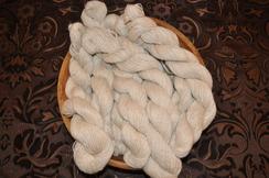 Photo of Taboo #2 yarn (100% Suri)