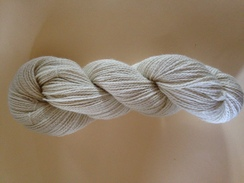 Photo of 100% Alpaca Natural White