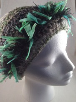 Photo of 60/40 wool/alpaca hat