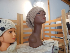 Photo of All Natural Slouch Hat