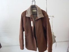 Photo of Mens alpaca coat