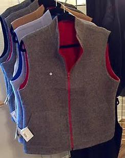 Photo of Reversible women's vest