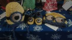 Photo of Minion  Childs' Hat & Booties