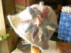 Photo of Felted Alpaca Hat