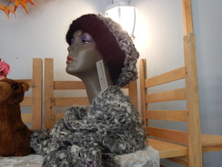 Photo of Grey Slouch Hat
