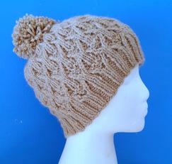 Photo of Royal Baby Alpaca Hat Hand Knit