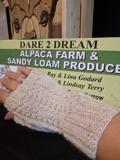 Photo of FINGERLESS GLOVE SERIES
