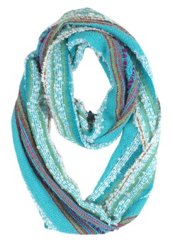 Photo of Boucle Infinity Scarf