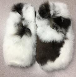 Photo of Fuzzy-Wuzzy Alpaca Slippers!
