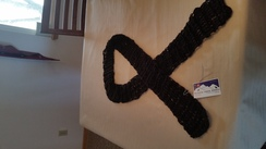 Photo of Crocheted Scarf