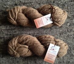 Photo of Super Bulky medium fawn yarn