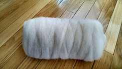 Photo of !00% Alpaca Roving