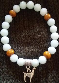 Photo of Pachamama Alpaca Calming Bracelet