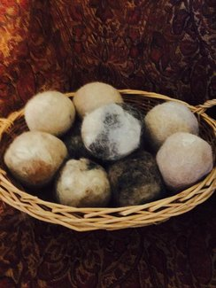 Photo of Wholesale Alpaca Dryer Balls