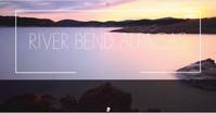 River Bend Alpacas - Logo