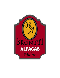 Brontti Alpaca Farm  - Logo