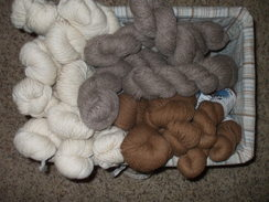 Photo of Sport, Worsted, Bulky 100% alpaca
