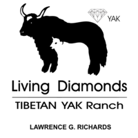 Living Diamonds Tibetan Yak Ranch - Logo