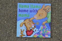 Photo of Book: Llama Llama Home With Mama