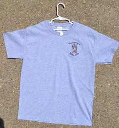 Photo of Youth Grey Logo Tshirt (Large)