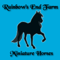 Rainbow's End Farm - Logo