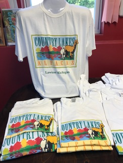 Photo of Country Lakes Alpacas T-Shirts