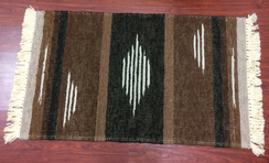 Photo of 3' x 5' Woven Alpaca Rugs
