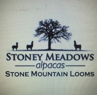 Stoney Meadows Alpacas and Stone Mountain Looms - Logo