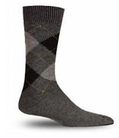 Photo of Argyle Dress Socks