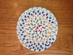 Photo of Mayflower Alpaca Trivet