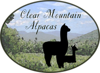 Clear Mountain Alpacas,LLC - Logo