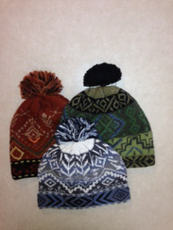 Photo of Lined Alpaca Skier Hats