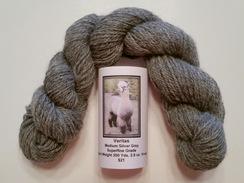 Photo of Alpaca Yarn Silver Grey 200 yds.