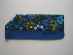 Photo of Blue Floral on Blue / Newborn