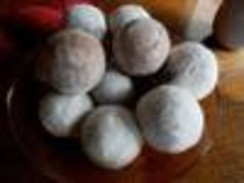 Photo of Dryer Balls-100% Alpaca fiber