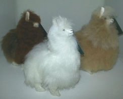 Photo of Alpaca Stuffed Animal - 4""