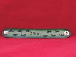 Photo of B0001 - Bracelet - IWWJ - Green