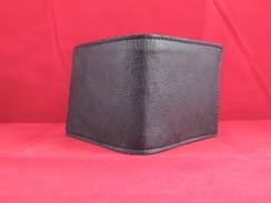 Photo of WB06 - Wallet - Bi fold - Black - Plain