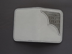 Photo of WI04 - Wallet - ID - Faux Alligator