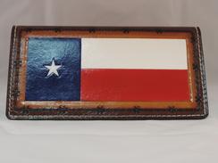 Photo of WR01 - Wallet - Roper -Texas/Confederate