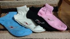 Photo of Norlander Lightweight Lowcut Alpaca Sock