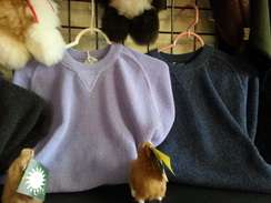 Photo of Sweater - Ladies Alpaca Golf Sweatshirt