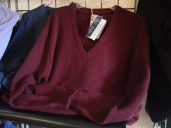 Photo of Sweater - Men's V-Neck Golf Pullover