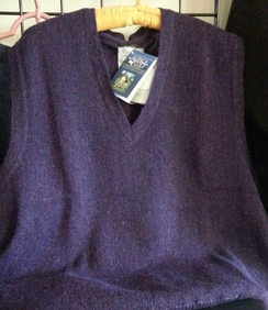 Photo of Sweater - Men's Alpaca Golf Links Vest